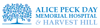 Alice Peck Day Memorial Hospital and Harvest Hill